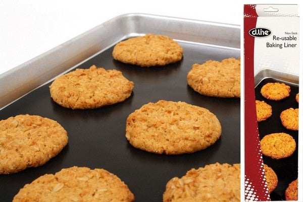 D-Line Non-Stick Reusable Baking Liner 30cm x 40cm