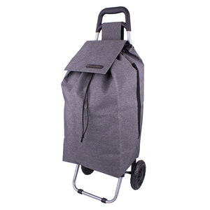 SPRINT SHOPPING TROLLEY CHARCOAL