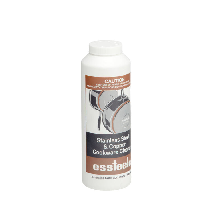 Essteele Stainless Steel and Copper Cleaner Powder 495g