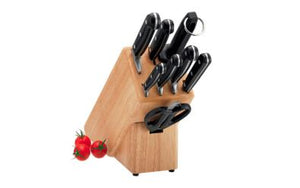 Mundial Bonza 9 Piece Knife Block