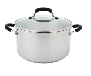 Raco Contemporary Stainless Steel Stockpot 24cm/7.6L