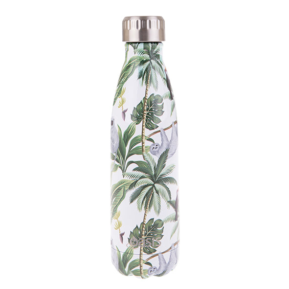 Oasis Stainess Steel Drink Bottle in Jungle Friends 500ml