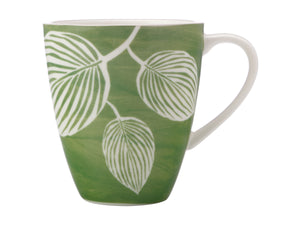 Maxwell Williams Panama Coupe Mug 350ml Kiwi
