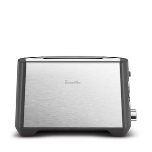 Breville Bit More Plus 2 Slice Stainless Steel Toaster