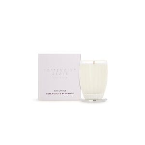 Peppermint Grove Candle Patchouli Bergamot Small