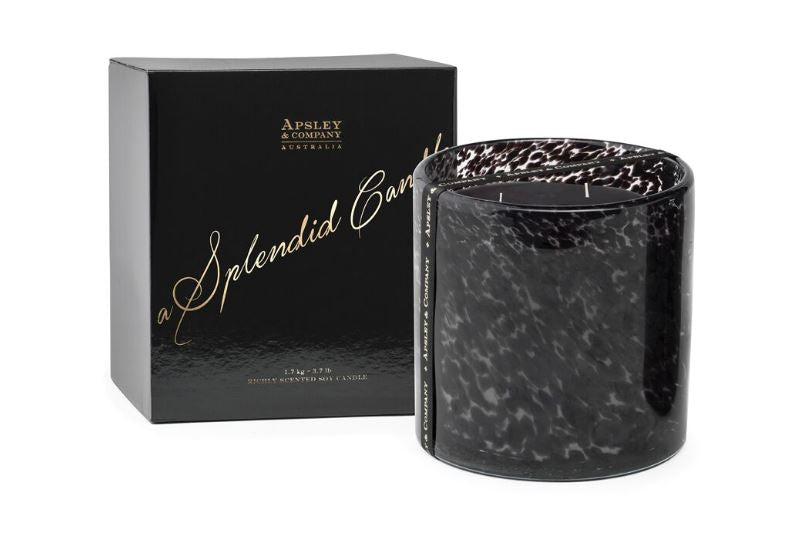 Apsley & Company Luxury Candle Halfeti 10cm 50 hours 400gm