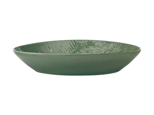Maxwell Williams Panama Oval Serving Bowl 32x23cm Kiwi