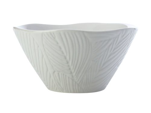 Maxwell Williams Panama Conical Bowl 15cm White