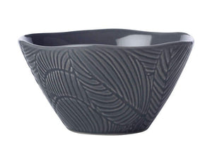 Maxwell Williams Panama Conical Bowl 15cm Grey