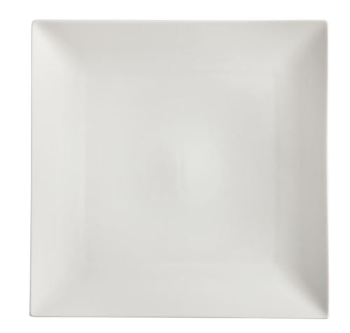 Maxwell & Williams White Basics Linear Square Platter 35cm GB