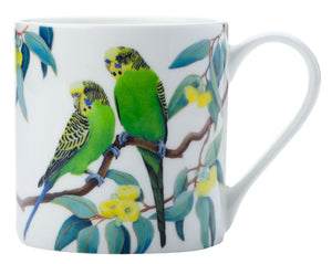 Maxwell & Williams Birdsong Mug Budgie GB