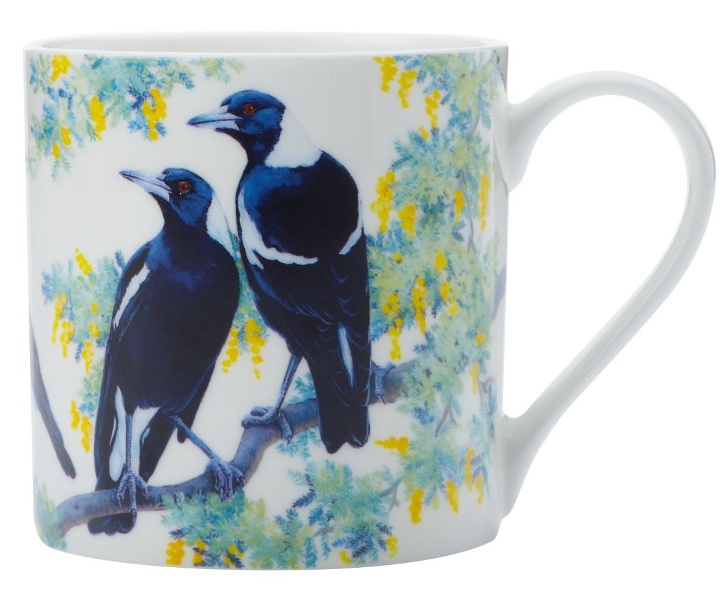Maxwell & Williams Birdsong Mug Magpie GB