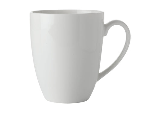 Maxwell Williams White Basis Coupe Mug 450ml