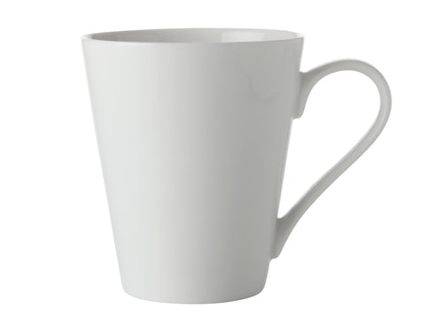 Maxwell Williams White Basis Conical Mug 300ml