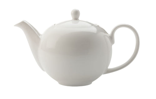 Maxwell & Williams White Basics Teapot 1L