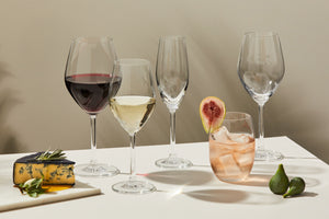 Casa Domani Chiara Stemless Glasses Set 4 390mL