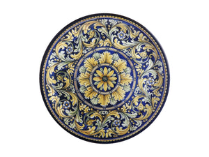 Maxwell & Williams Ceramica Salerno Round Platter 31cm Piazza