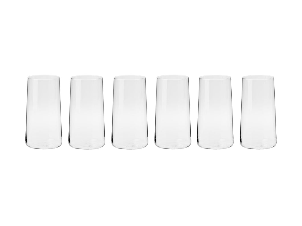 Krosno Avant-Garde Hiball Tumbler 540ml Set of 6