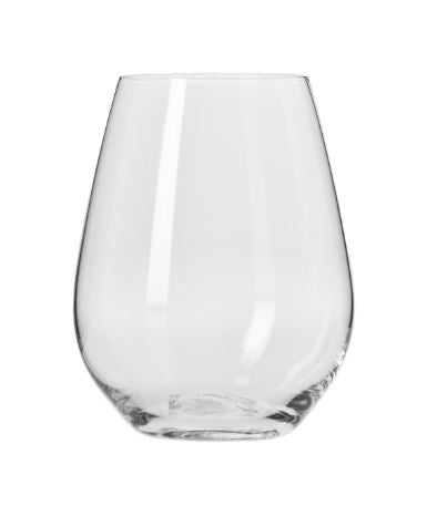 Krosno Harmony Stemless Wine 400ml 6 Piece Set