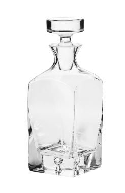 Krosno Legend Whisky Decanter Carafe 750ml