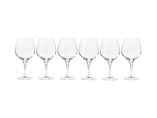 Krosno Harmony Pinot Glasses 600ml Set of 6