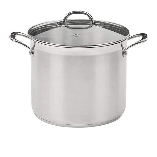 Swiss Diamond Premium Steel Stockpot 11L