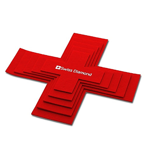 SWISS DIAMOND FELT PROTECTORS 5 PCE