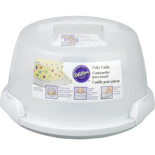 Wilton Cake Caddy Round