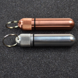 Mini Cache - Key Ring Carry Water Resistant