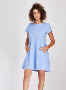 Short Sleeve T shirt dress