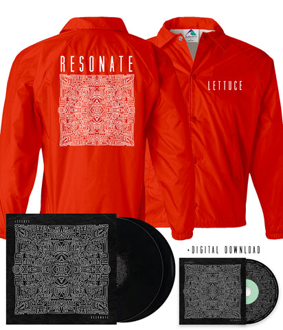Lettuce Resonate Bundle #5