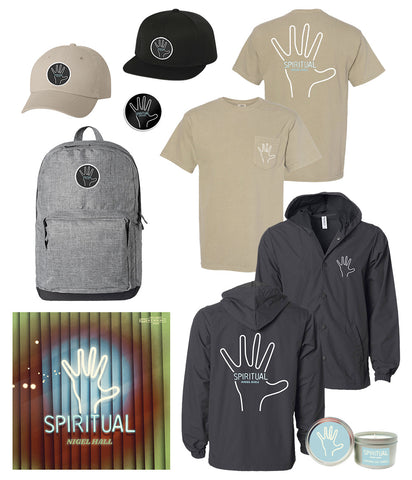 Nigel Hall Spiritual Bundle **PREORDER - SHIPS MAY 14