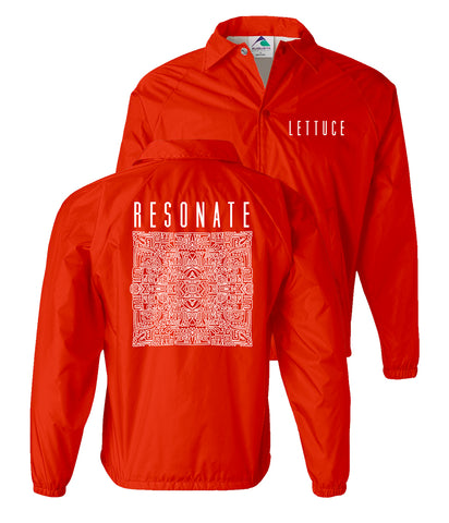 Lettuce Resonate Coaches Jacket **PREORDER SHIPS MID-JUNE 2020