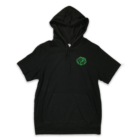 Lettuce Hooded Shirt