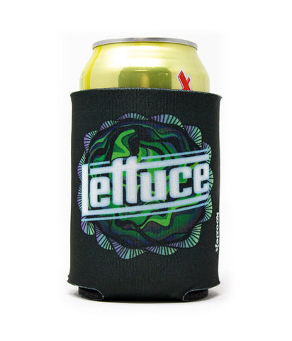 Lettuce Koozie (Forest Green)