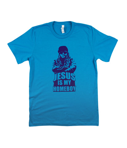 Lettuce Homeboy Shirt (Aqua)