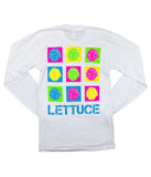 Lettuce Neon Head Long Sleeve