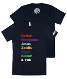 Lettuce Nicknames Shirt (Color)
