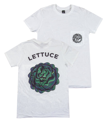 Lettuce White Pocket Shirt