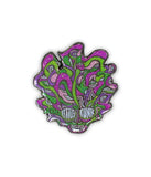 Lettuce Sparkle Head Pin (Purple, Ltd to 200)