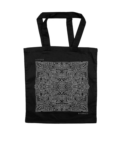 Lettuce Resonate Tote Bag
