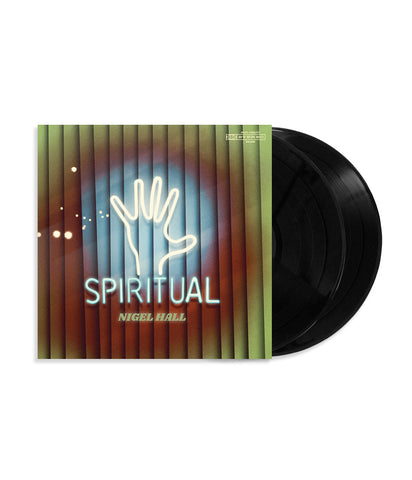 Nigel Hall Spiritual Vinyl (2xLP 180gm Black) **PREORDER - SHIPS MAY 14