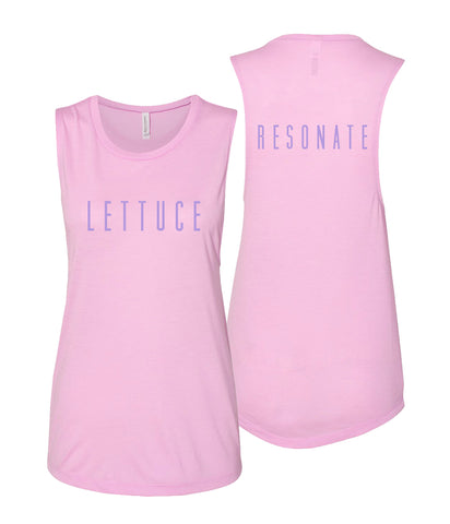 Lettuce Resonate Womens Tank Top