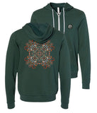 Lettuce Vibe Zip Hooded Sweatshirt