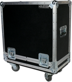 "Classic Anvil 2x12"" Amp Cabinet Cases w/ Casters"