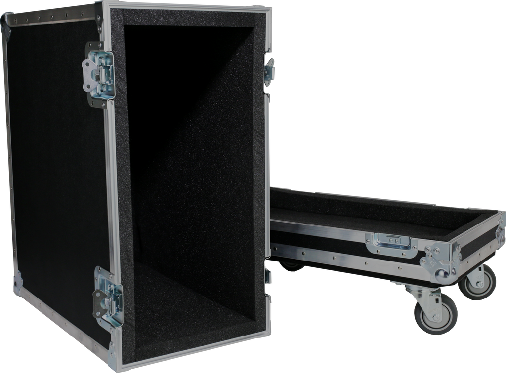 "Classic Anvil 1x12"" Combo Amp Case w/ Casters"