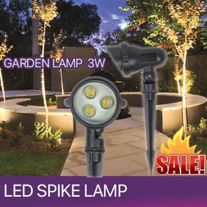 LED Garden Spike Lamp
