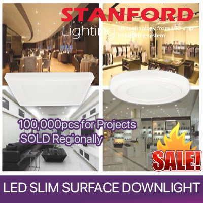 ☆FAMOUS US BRAND★ LED CEILING LAMP (Round/ Square) ☆ 6 Months Local Warranty☆
