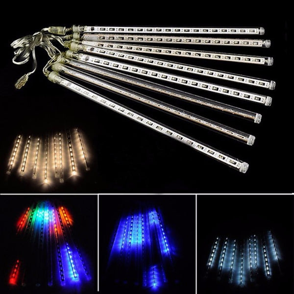 Waterproof LED Shower Rain String Lights