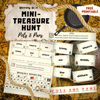 Free Printable mini-treasure hunt for kids!